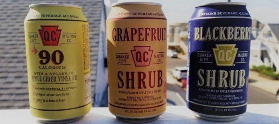 Quaker City Shrubs Hits the Shelves For Summertime