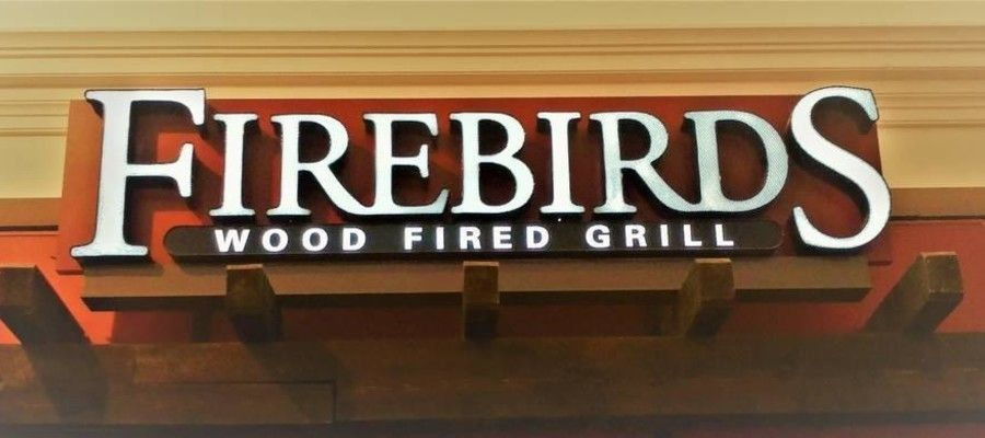 Firebirds Wood Fired Grill at The Moorestown Mall
