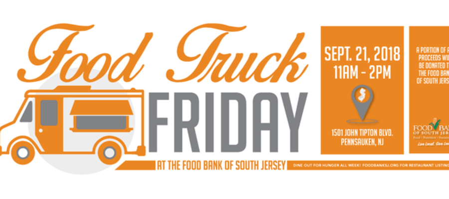 The Food Bank of South Jersey's Food Truck Friday