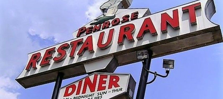 Penrose Diner South Philly
