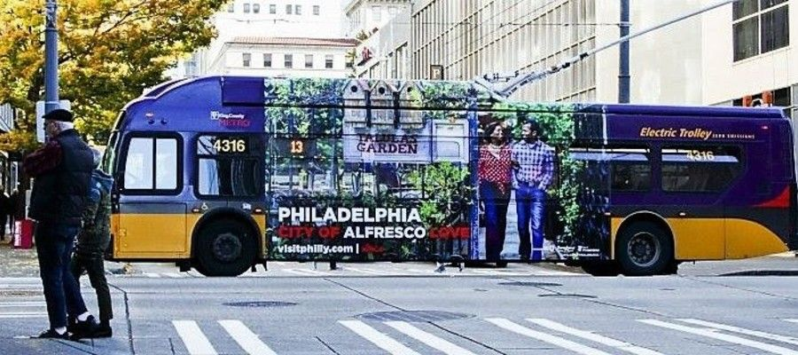 Ads Showcase Philly's Art, Food, Outdoors & Neighborhoods To Amazon Community