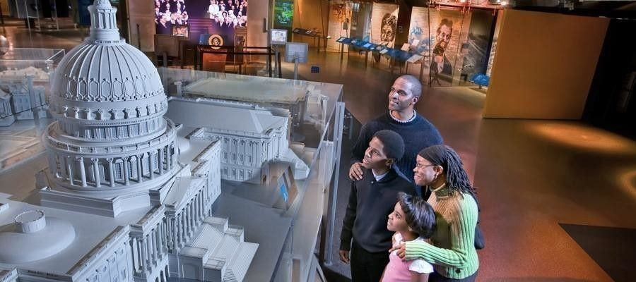 National Constitution Centers: Headed to the White House Exhibit