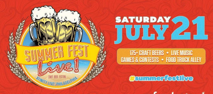 Philadelphia's Summer Craft Beer Festival