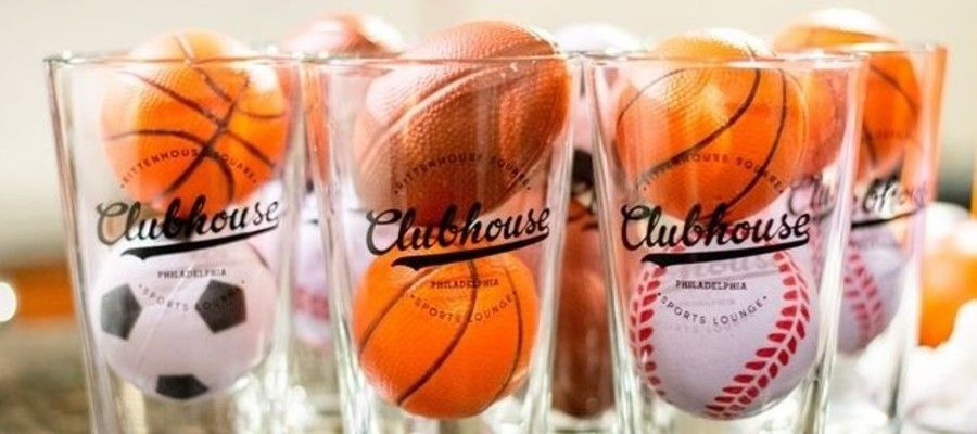 Clubhouse Sports Lounge in Rittenhouse Square