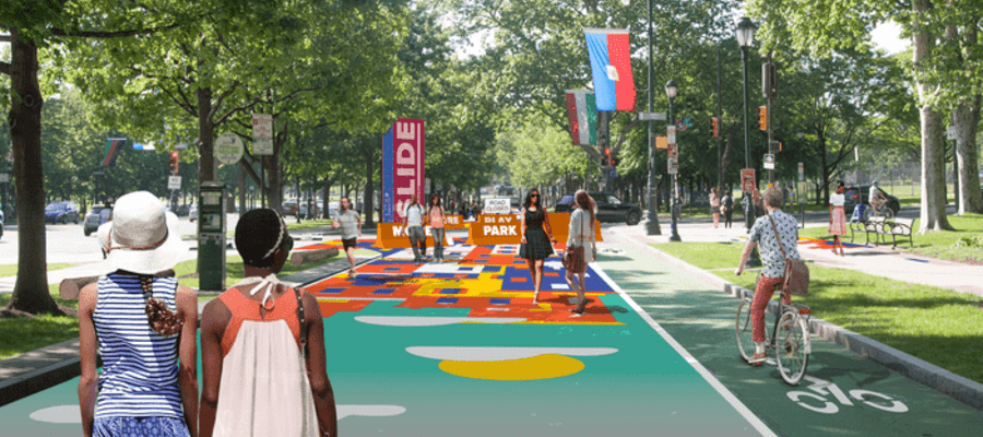 Philadelphia's The Oval+ Returns to Eakins Oval 2018
