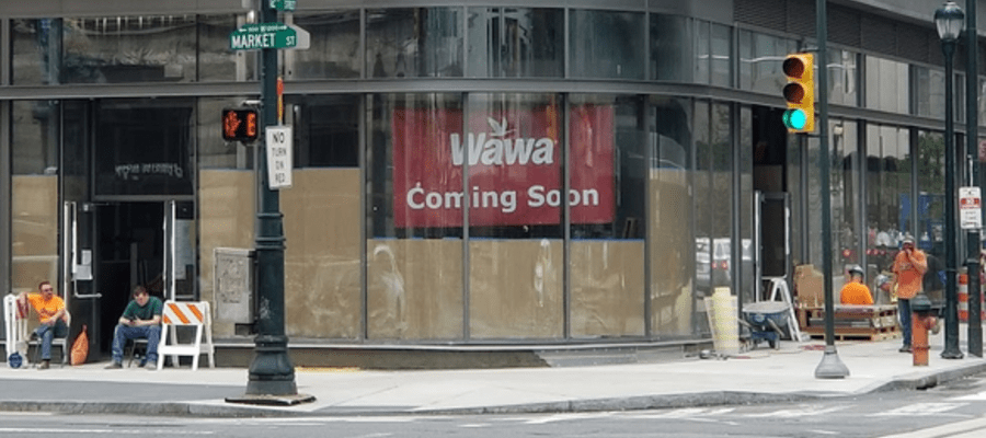 Wawa Coming to 12th and Market in Center City