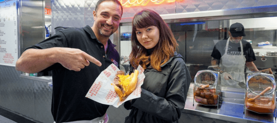 Steve's Prince of Steaks Opening in University City with Free Cheesesteaks