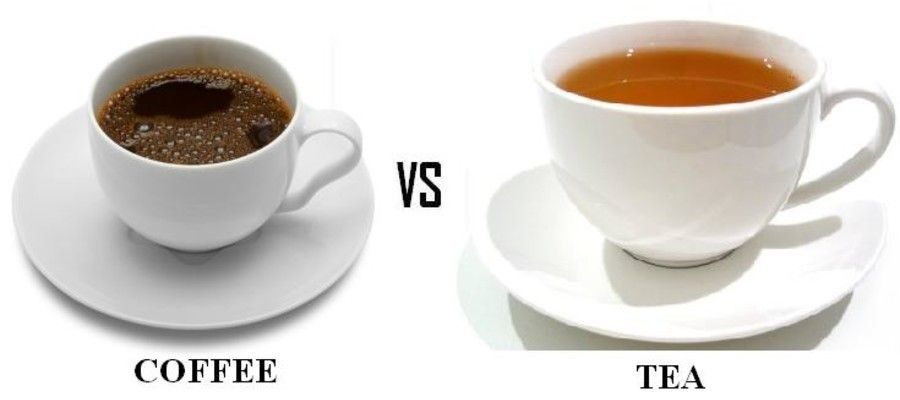 Coffee Or Tea Which Will It Be
