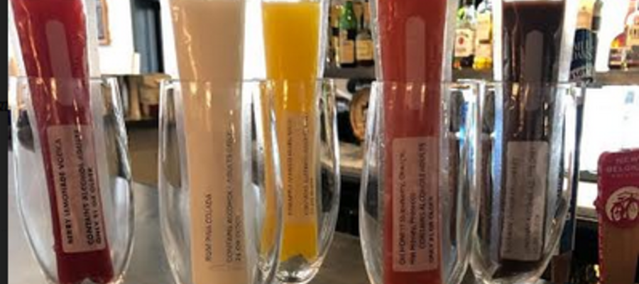 "Cotoletta Fitler Square Rolls Out ""Boozy Ice Pops"""