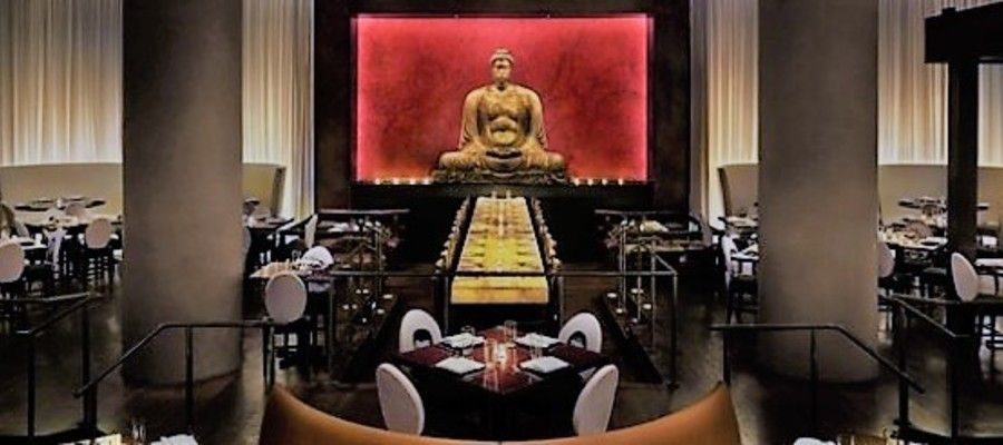 Buddakan - An Old City Shrine to Modern Asian Fare