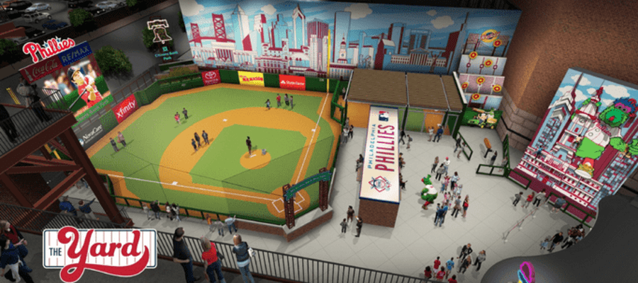 The Yard, a New Family-Fun Destination at Citizens Bank Park