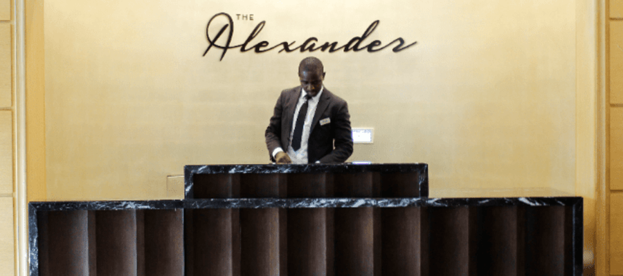 The Alexander: Luxury Living in the Heart of Center City