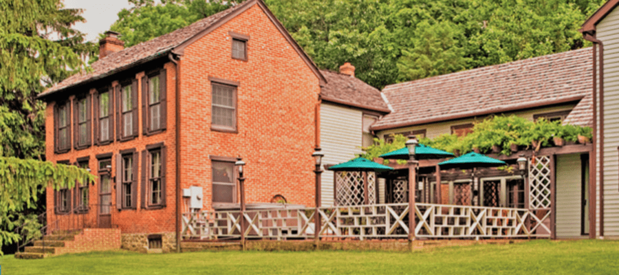 Gettysburg's Baladerry Inn Bed and Breakfast
