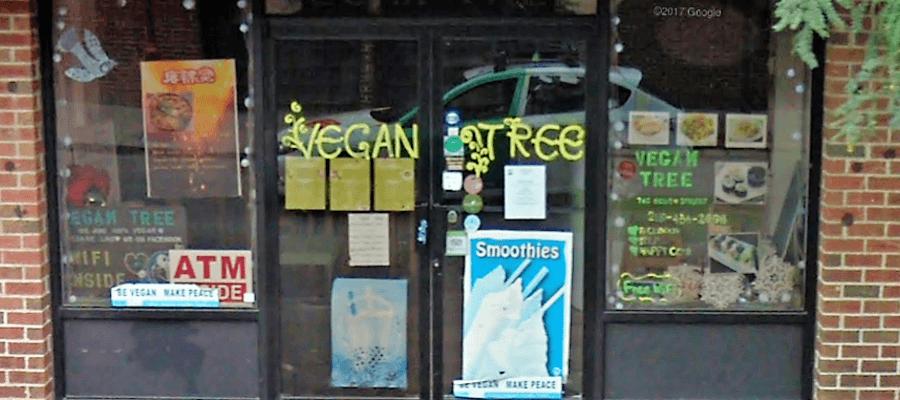 Vegan Tree South Street Philly