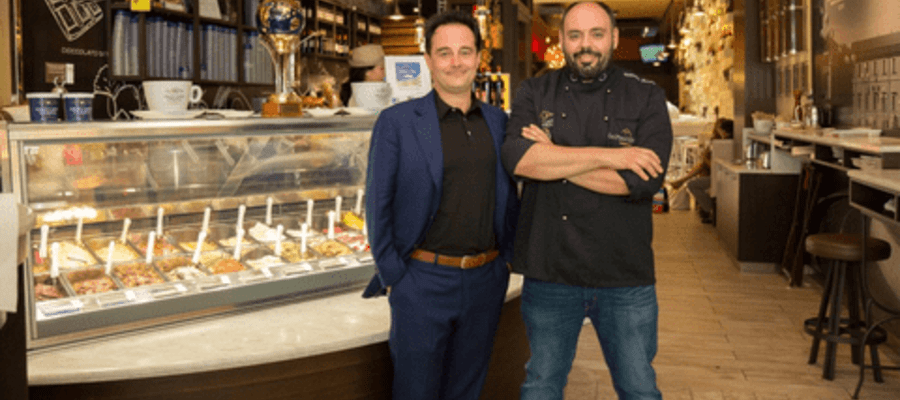 Gran Caffe L'Aquila to Celebrate National Gelato Day