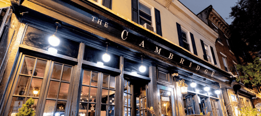 The Cambridge on South Street