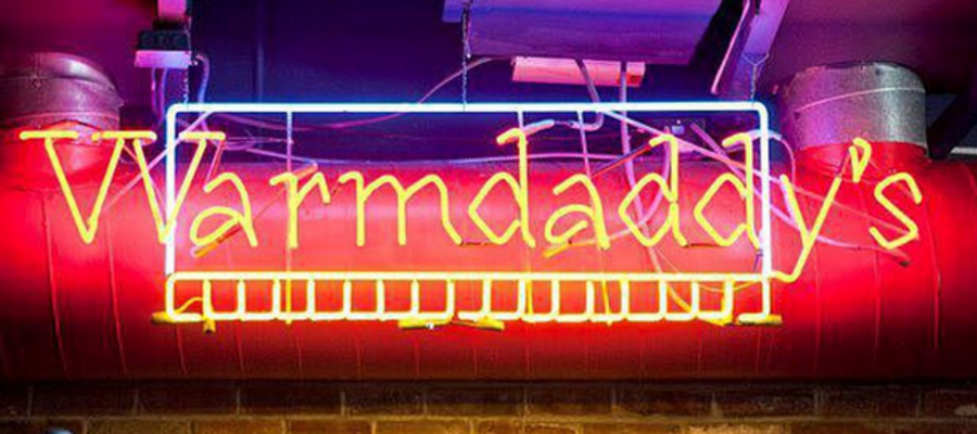 Warmdaddy's New Home in Spring Garden