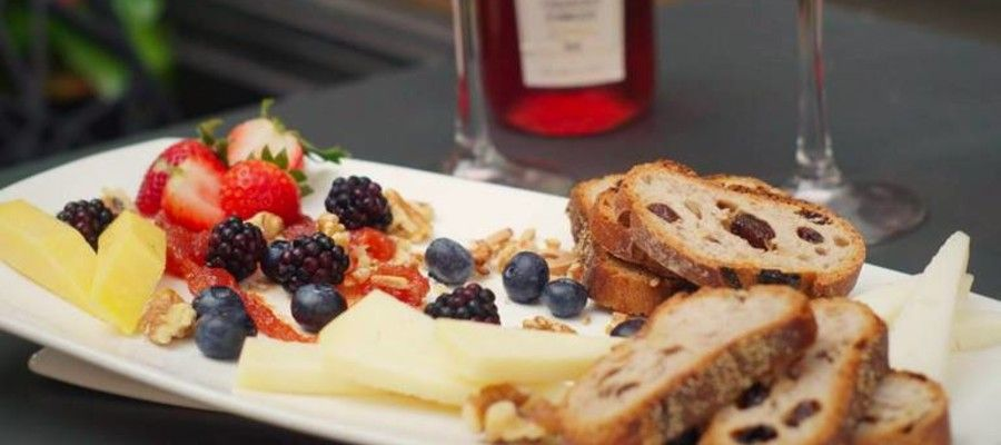 Philly's Square 1682 Artisan Cheese Plate for Fall