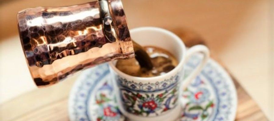 Cafe 101: What is Turkish or Greek Coffee