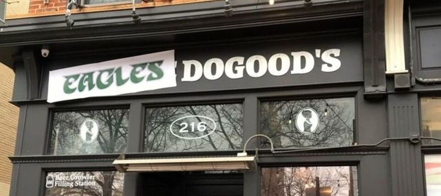 Philly Tavern Changes Bame to Eagles DoGood