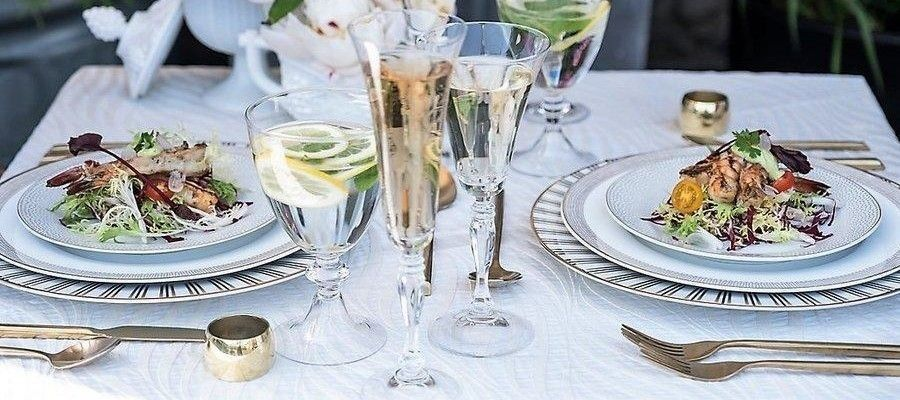 Diner en Blanc Philadelphia Catering Options