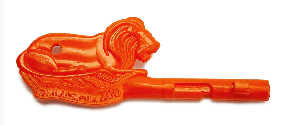 The Return of The Philadelphia Zoo Key