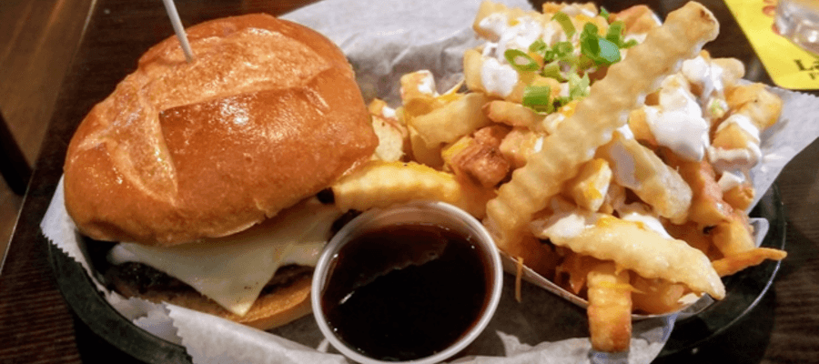 Where to Get Burgers in Philadelphia