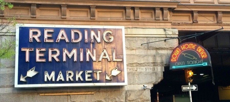 Visitors Guide to The Reading Terminal Market