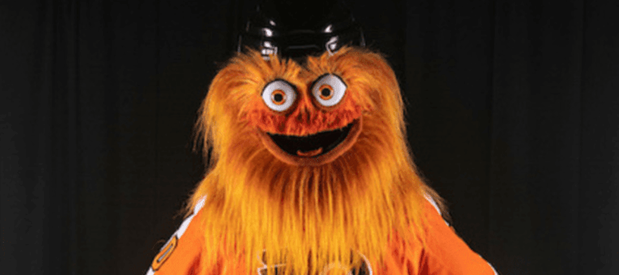 Meet the Philadelphia Flyers New Mascot Gritty