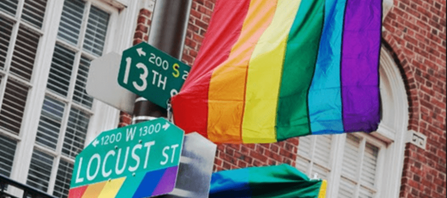 The Philadelphia Gayborhood