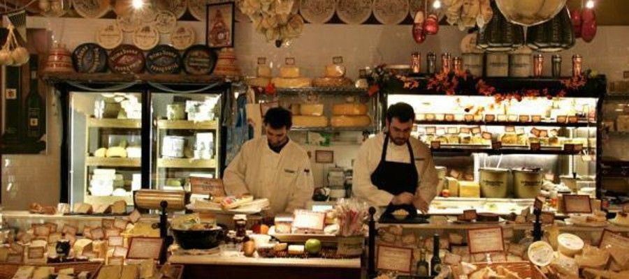 Top Cheese Shops In Philadelphia