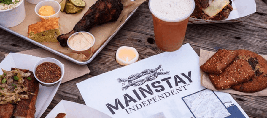 Mainstay Independent and Craft Hall in Northern Liberties