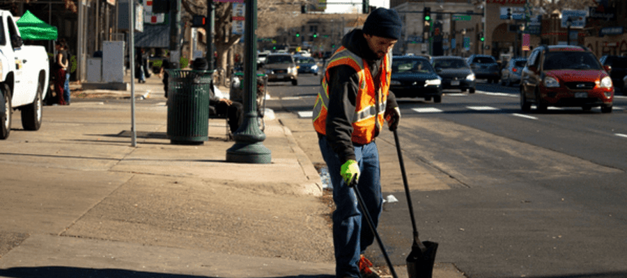 Philadelphia Announces Kensington Avenue Cleanup