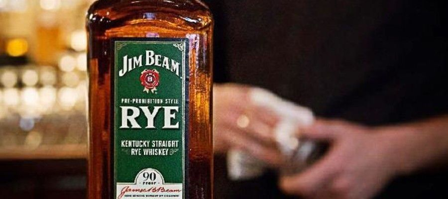 Jim Beam  New Premium Take On Rye Whiskey Staple