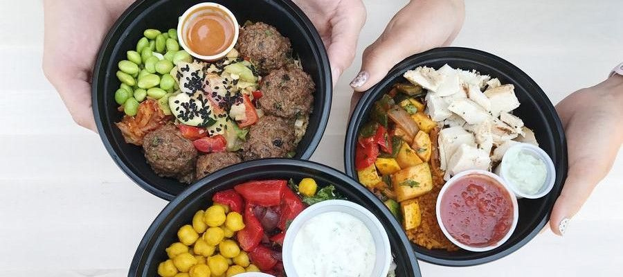 Philadelphia's Snap Kitchen's Bowls with Benefits