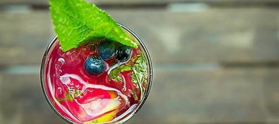 Villanova's Azie on Main End of Summer Cocktails