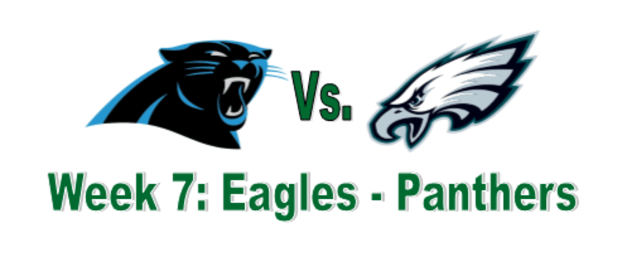 Week 7: Philadelphia Eagles Vs Carolina Panthers Predictions