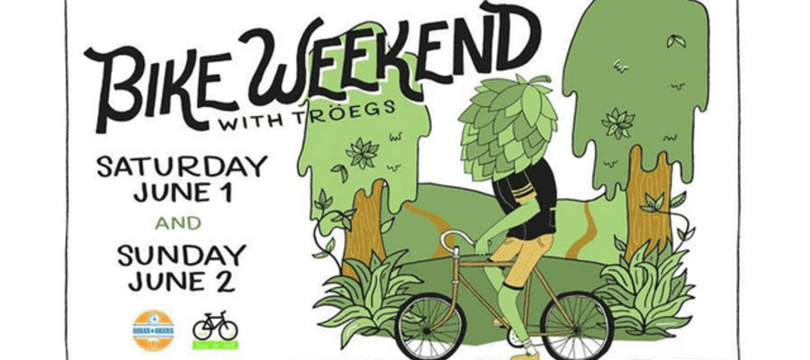 Tröegs Independent Brewing's Bike Weekend 2019