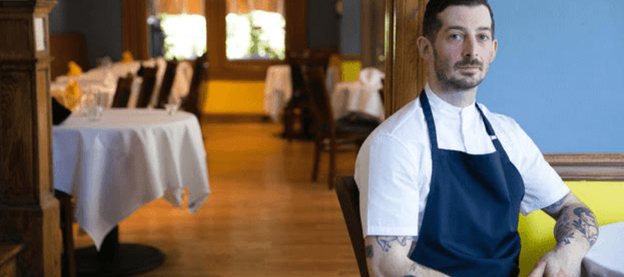 Marigold Kitchen Welcomes New Executive Chef Eric Leveillee