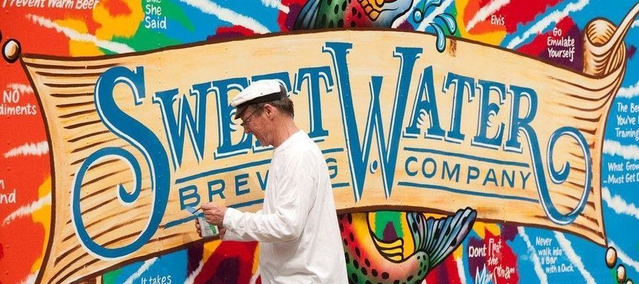 Brick and Mortar Welcomes Atlanta's SweetWater Brewing Co.