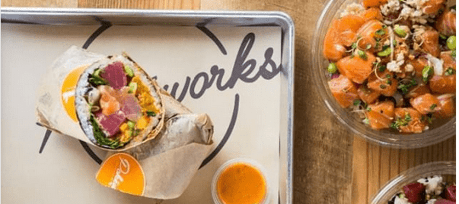 Pokéworks Hawaiian-inspired Poké Burritos and Bowls Opening in Philly