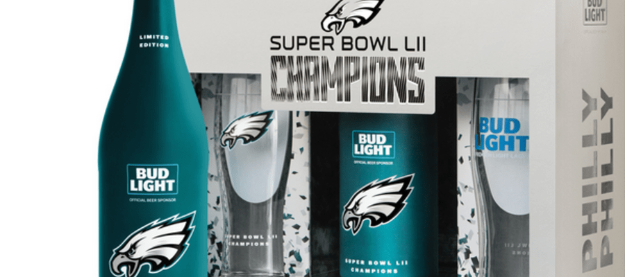 "Bud Light and the Philadelphia Eagles ""Philly Philly: Beer"
