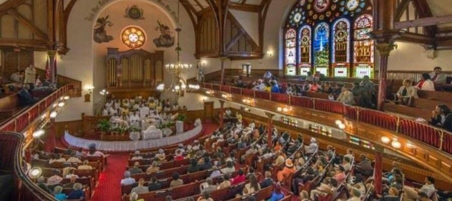 AME Church Bicentennial Spotlights Philly's African-American History