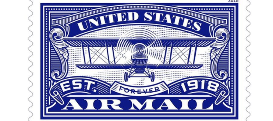 100th Anniversary of United States Air Mail Service