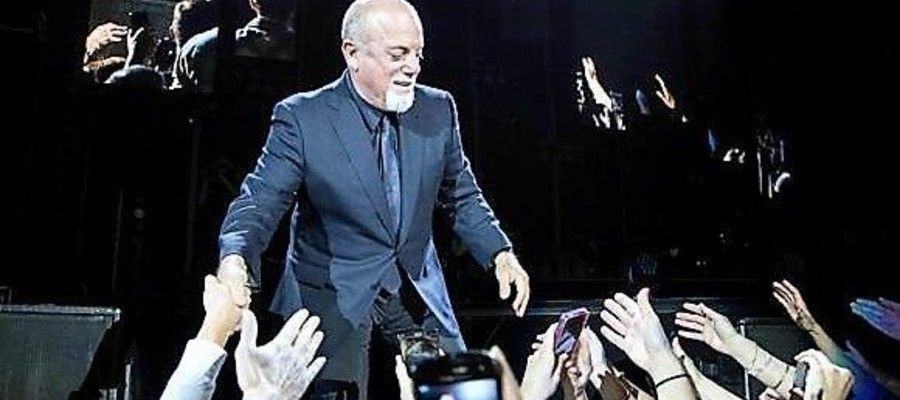 Billy Joel Returns Citizens Bank Park for 5th Consecutive Year