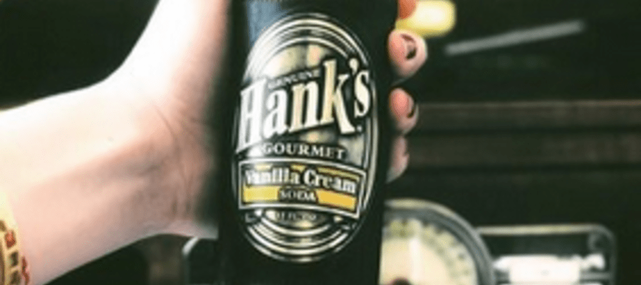 Hank's Gourmet Beverages Teams with Bassetts Ice Cream
