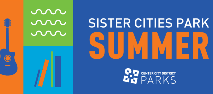 Sister Cities Park Summer Fun for Families