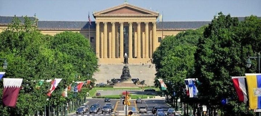 Philadelphia ranks #2 on @USNewsTravel list of Best Places to Visit in the USA