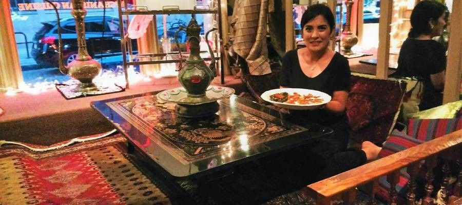 Ariana Afghan Cuisine In The Heart of Old City