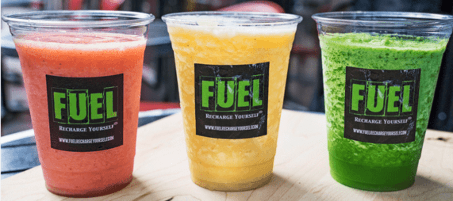 Cannabis Infused Smoothies at Philadelphia FUEL Restaurants